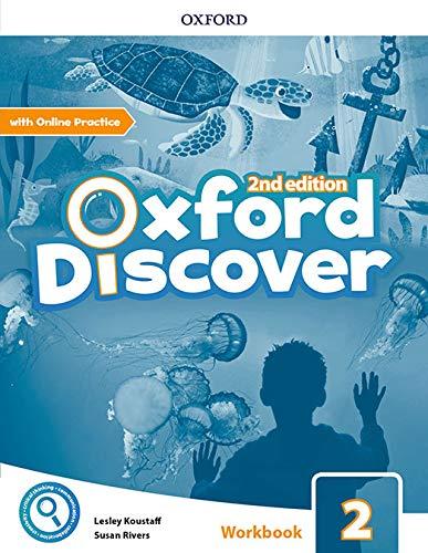 Oxford Discover 2 Wok Book Pk