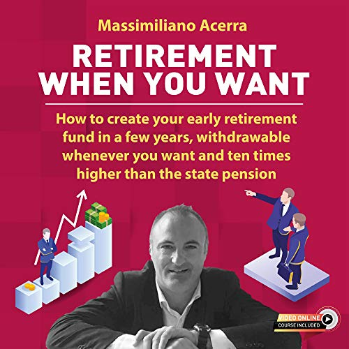 Retirement When You Want cover art