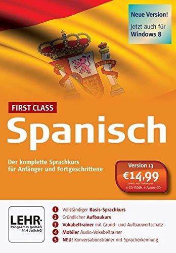 First Class Sprachkurs Spanisch 13.0 [import allemand]