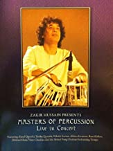 MR-1601 - Zakir Hussain Presents: Masters of Percussion - Live in Concert - NEW 2010