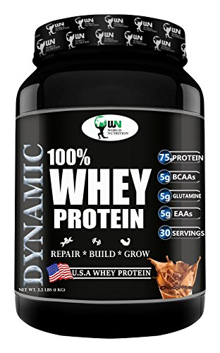 WN WORLD NUTRITION Dynamic 100% Whey Protein