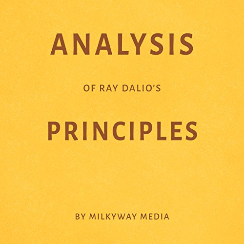 Analysis of Ray Dalio's Principles cover art