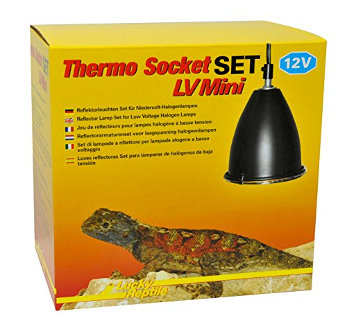 Lucky Reptile TSL-1 Thermo Socket LV Mini Set
