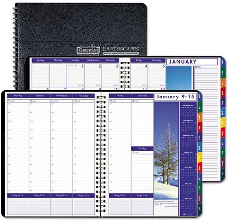 HOD273 - Earthscapes Weekly Monthly Planner by House of Doolittle B01AVOC1OM | Spielzeugwelt, glücklich und grenzenlos