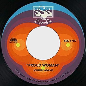 Proud Woman / Real Live Living Hurtin' Man
