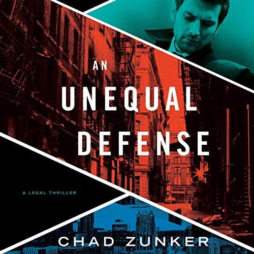 An Unequal Defense audiobook cover art