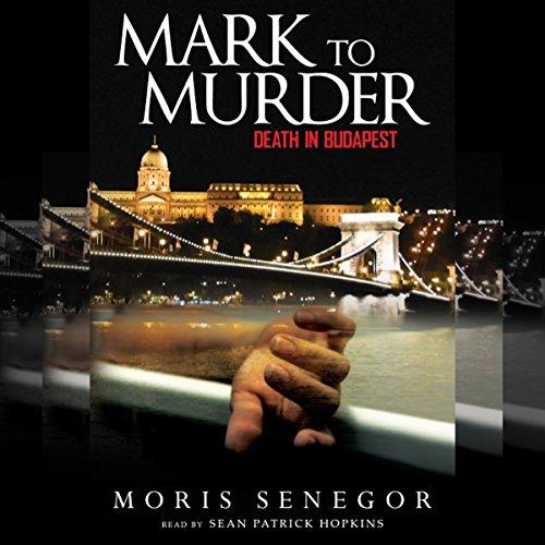 Mark to Murder audiobook cover art
