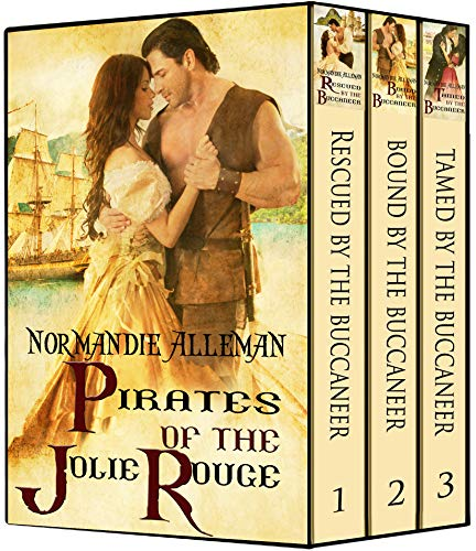 The Pirates of the Jolie Rouge Trilogy (English Edition)