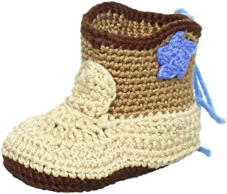Jefferies Socks Baby-Boys Newborn Cowboy Boot Bootie
