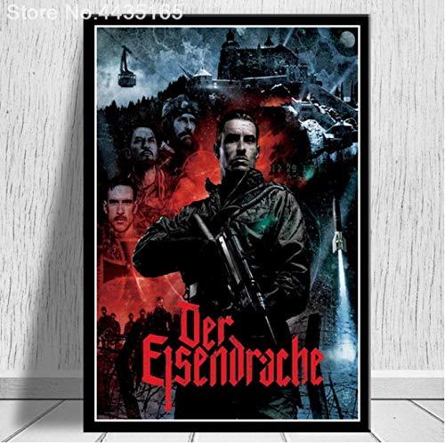 LGXINGLIyidian Poster Und Drucke Call Duty Black Ops Zombies Spiel Poster Wandkunst Bild Leinwand Malerei Moderne Dekoration Uo1227 50X70Cm