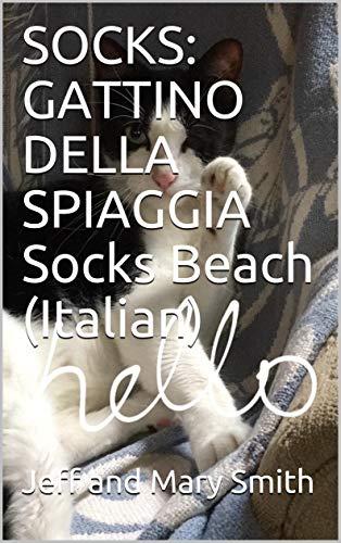 SOCKS: GATTINO DELLA SPIAGGIA Socks Beach (Italian) (Socks and Friends Vol. 2) (Italian Edition)
