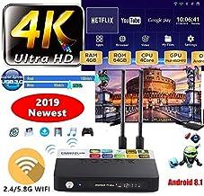 $98 » 2020 Orignal CSA93 Plus Smart Android 8.1 TV Box 4GB Ram 32GB 64GB ROM Rockchip RK3328 4K H.265 USB3.0 Set Top Box HD Media Player