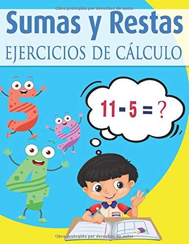 Sumas y restas: Sumas y restas 7 años / 6 años - Ejercicios de calculo - Sumas y restas sin llevadas - Sumas y restas llevando - Calculo niños 6 años