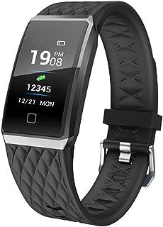 Willful Pulsera Actividad Impermeable IP68 Pulsera Inteligente con Pulsómetro Reloj Inteligente para Deporte Podómetro Pulsera Deporte para Android y iOS Teléfono móvil para Hombres Mujeres Niños