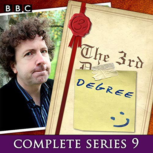 The 3rd Degree: Series 9 cover art