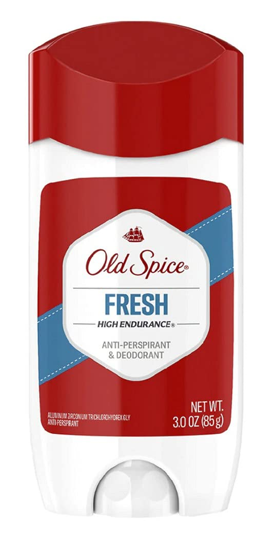 Old San Diego Mall Spice Antiperspirant and Deodorant Endurance half Men for High