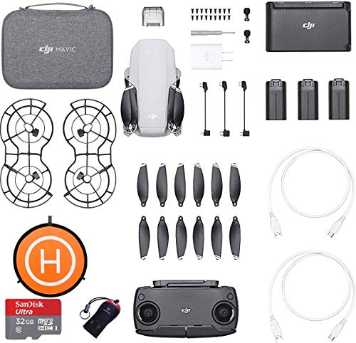 DJI Mavic Mini Fly More Combo Pro Bundle