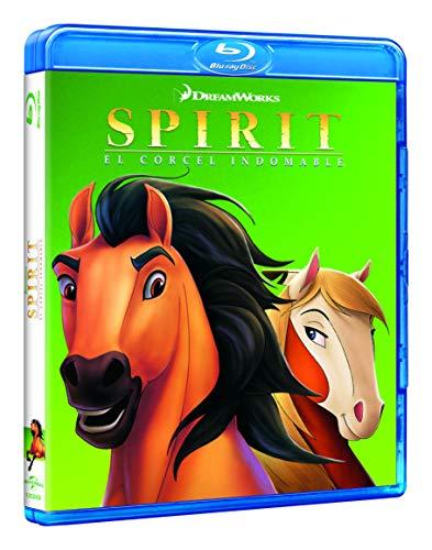 Spirit el corcel indomabl