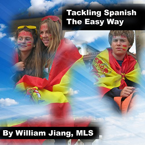Tackling Spanish the Easy Way audiobook cover art