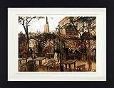 1art1 Vincent Van Gogh - Gartenlokal La Guinguette Auf