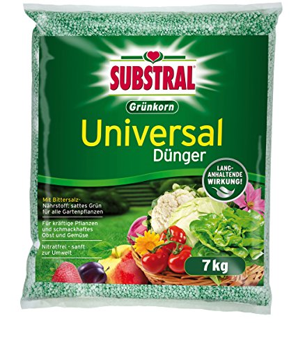 SCOTTS Substral® Grünkorn Universaldünger, 7 kg