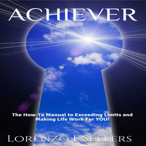 Achiever audiobook cover art