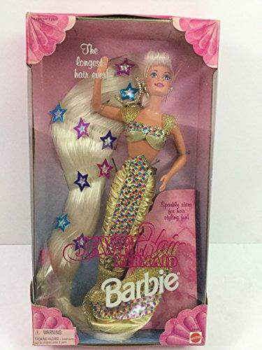 Barbie Jewel Hair Mermaid # 14586