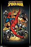 Trends International Spider-Man Adversaries Collector's Edition Wall Poster 24' x 36'