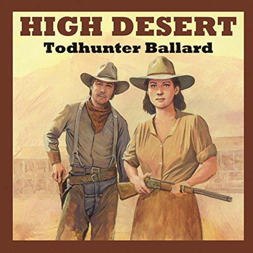 High Desert audiobook cover art