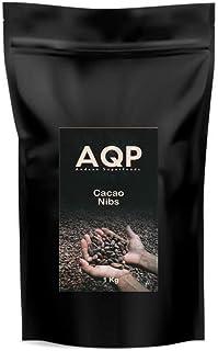 Nibs de Cacao (1kg) Esencia Natural del Chocolate - Sin Azúcares Añadidos - Producto Vegano 100% Natural de la Amazonía ...