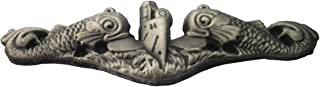 US Navy Submarine Dolphin Pewter Military Veteran Hat Pin P19053 EE Small