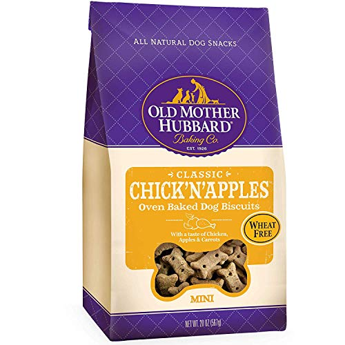 Old Mother Hubbard Crunchy Classic Natural Dog Treats