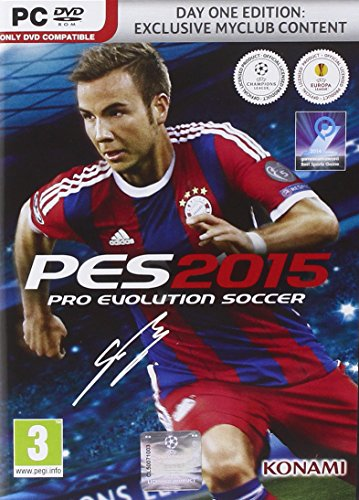 Pro Evolution Soccer 2015 - Day-One Edition