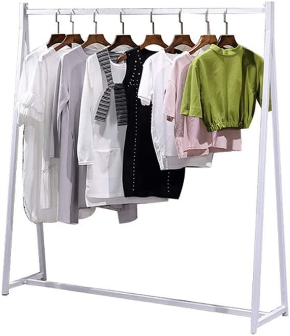 Spasm price Home Stylish Super special price and Simple Horizontal Coat Win Industrial Rack Bar