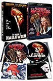 La Noche de Halloween 1978 BD + DVD de Extras Nuevo Master Remasterizado de 4K + Funda + 8 Postales Ed. Limitada y Numerada [Blu-ray]