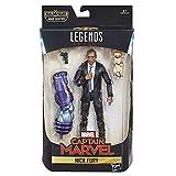Hasbro Marvel Captain Marvel-Figura Nick Fury 15CM