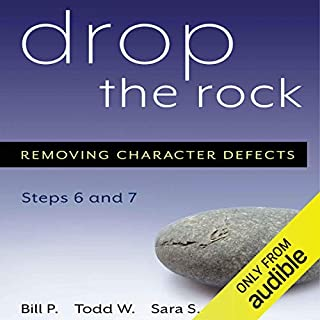 Drop the Rock: Removing Character Defects - Steps Six and Seven audiobook cover art