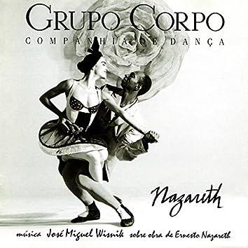 Nazareth (Trilha Sonora Original do Espetáculo do Grupo Corpo)