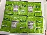 Pruvit Keto//OS NAT Lime Time Charged, BHB Salts Ketogenic Supplement - Beta Hydroxybutyrates Exogenous Ketones for Fat Loss (Keto OS NAT Lime Time, 10 Sachets)