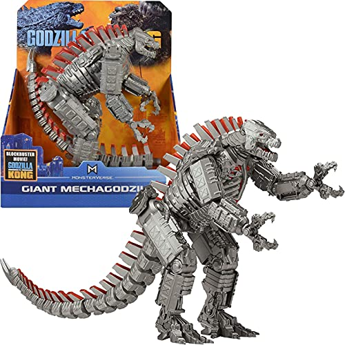 11 Pollici Godzilla Vs Kong Dinosaurios De Juguete 2021 Monsterverse Movie Action Anime Figure Giant Mechagodzilla Giocattoli Per Bambini Regalo