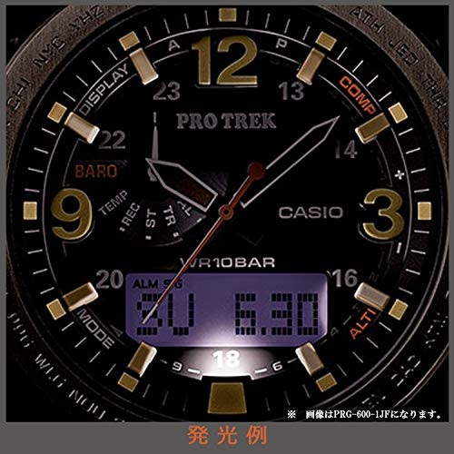 CASIO(カシオ)『PRG-600YB-3JF』