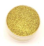 Barco Hologram Glitter (5 grams each container) for Cakes, Cupcakes, Waffles. (Gold)...