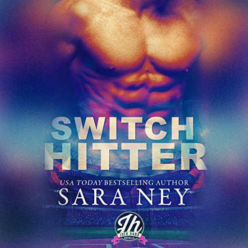 Switch Hitter audiobook cover art