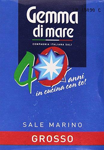 Gemma di Mare Sale Marino Grosso - 1 kg