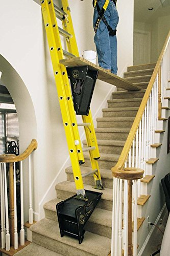 ProVisionTools, Inc. PiViT LadderTool Extension Ladder, Leveling Tool, and Stable Platform for All Surfaces - DPVT