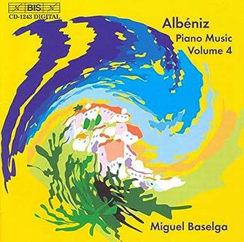 Albeniz, I.: Complete Piano Music, Vol. 4