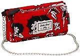 Karactermania Betty Boop Rouge Monederos, 20 cm, Rojo