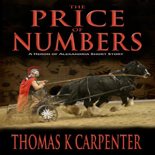 The Price of Numbers audiobook cover art
