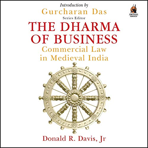 The Dharma of Business cover art