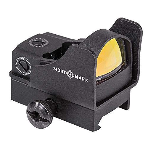 【国内正規品】 SIGHTMARK ダットサイト Mini Shot Pro Specw/Riser Mount RED 倍率:1倍 レッド ドット SM2...